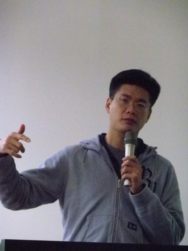 APP講師:詹益鑑老師