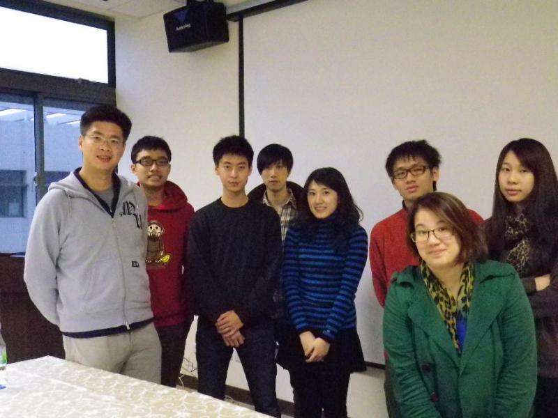 12/22(日)APP產業研習課程 講師與學員們的大合照
